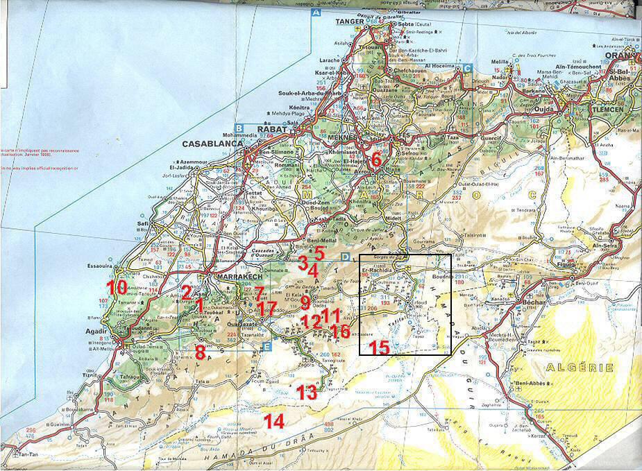 Rencontre rapide maroc